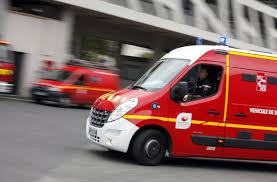 Ambulance des pompiers