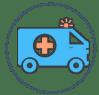 icône ambulance